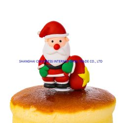 Wholesale Price Hand Craft Unique Polymer Clay Christmas Ornaments