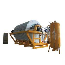 Ceramic Vacuum Disc Filter for Mineral Slurry Dewatering