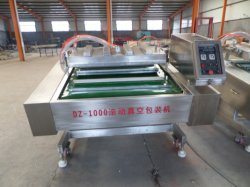 Dz-1000 Good Price Automatic Sea Food Packing Machine for Supermarket Use