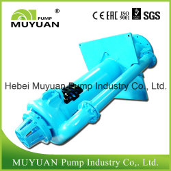 Heavy Duty Effluent Handling Waste Water Vertical Slurry Pump