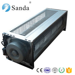 China Electric Motor Cooling Fan Electric Motor Cooling