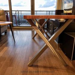 OEM Custom Metal Table Legs, Metal Steel Table Base, Metal Table Frame, Dining Table Legs