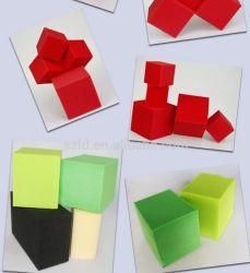 PU Sponge Chinese Factory Multi-Functional Wave Sponge Per-Cut