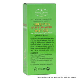 Green Tea Easy Slimming Hot Gel Aichun Hot Fat-Decreasing Slimming Body Gel