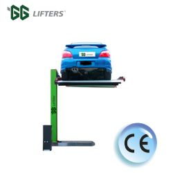 China Hydraulic Car Parking Lifts Mart Parking System Price
