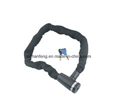 10*1000mm Bicycle Chain Lock for Mountain Bike (HLK-039)