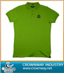 Mens Sports Polo Shirt with Embroidery (CW-TS-68)