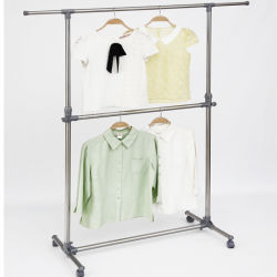 China Clothes Hanger manufacturer Clothes Drying Rack Bathroom