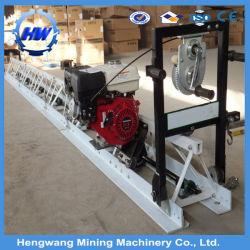 Gasoline Engine Concrete Vibrating Truss Screed