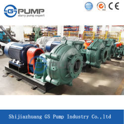 High Hardness Slurry Pump/Wear Component Slurry Pump/Mine Slurry Pump