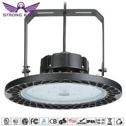 Dimmable Industrial Round UFO LED High Bay Light for Workshop