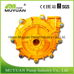 Abrasion Resistant Chemical Processing High Head Slurry Pump