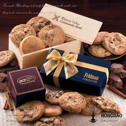 Hongdao Food Packing Wooden Box with Divider