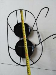 Powder Coated Steel Round Flower Pot Stand
