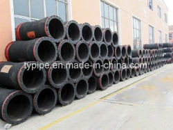 Wear Resisting PE 100 Dredge Pipe for Slurry Transportation