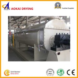 Paddle Dryer for Pigments Slurry with Ce
