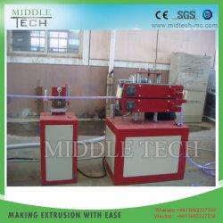 Plastic Soft PVC Garden Fiber Braided Reinforced Pipe/Tube/Hose Extrusion Production Line