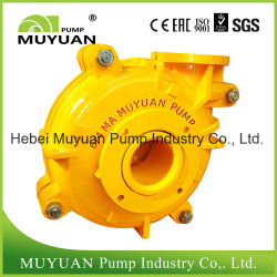 High Efficiency Chrome Mine Mineral Slurry Delivery Slurry Pump