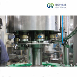 Mono-Bloc Carbonated Liquid Drink Canning Machine/ Pop Can Soft Drink Filling Line/Can Filling and Sealing