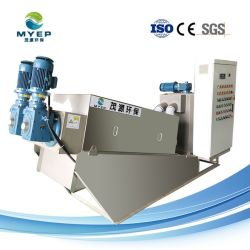 High-Efficiency Coal Washing Wastewater Treatment Screw Press Sludge Dewatering Equipment