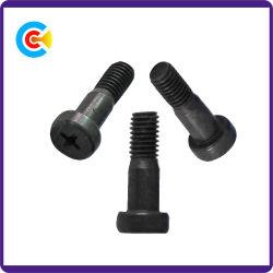 DIN/ANSI/BS/JIS Carbon-Steel/Stainless-Steel Cross Cylindrical Stiffener Rod Beam for Building Car Bridge