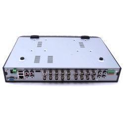 16CH Competitive Price H. 264 Hybrid HD CCTV Digital Video Recorder Mobile Car DVR Surveillance Ahd Camera System