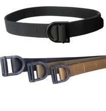 Tactical Hunting Outdoor Sport Belt Black