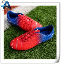 Factory Supply Football Sports Fashion Sneaker Man Soccer Shoes