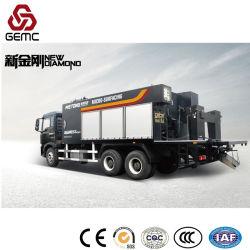 Heavy Asphalt Mixer Truck, Asphalt Slurry Seal Machine