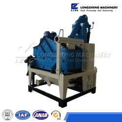 Big Capacity Mud Desilter Desander for Slurry Cleaner (JH-FX60)