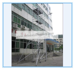 Safe Ce Passed Scaffolding Tower Access for Decoration