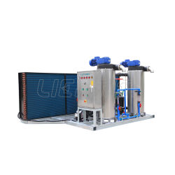 Lier Slurry Ice Machine for Seafood Chilling