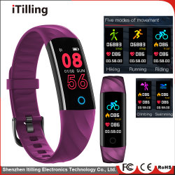Distributor Fashion Gift Fitness Sport Smart Watch /Wrist Band /Bracelet Mobile Phone with Sleep Monitor, Pedometer, Waterproof, Bluetooth