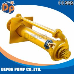 Shaft Driven Vertical Water Pump for Slurry