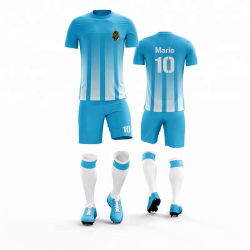 406dc1384 2019 Wholesale New Design Customized Sublimation Team Soccer Jerseys