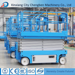 Factory Supplied Wholesale Scissor Lift with Competitive Price