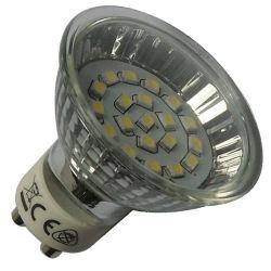 1.3W 230V LED Glass Bulb GU10 (LED-MRG-003)