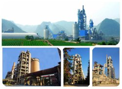 Supply 500tpd-10000tpd Cement Plant / Cement Equipment/Cement Production Line