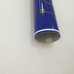 5 Layers Aluminum Laminated Plastic Packaging Tube for Cosmetics/Food