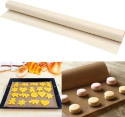 FDA Pfoa Free Disposable Oven Liners PTFE Easily Cleaned