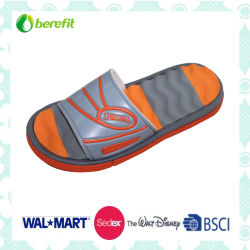 Bright Color with EVA Sole and PVC Upper, Slippers