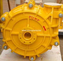 Drilling Rig Centrifugal Sand Slurry Pump