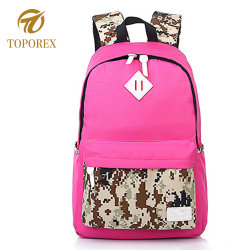 Manufacturer China Custom Teenagers Girls Sport School Laptop Backpack Bag
