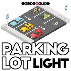 High Lumen 150lm-200lm 300W Outdoor LED Parking Lot Lighting Lamp Solar Energy LED Street Light