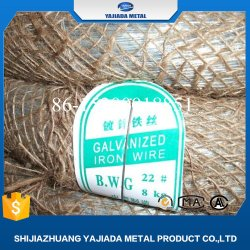 China Manufacturer in Stocks for 20 Gauge Gi Binding Wire