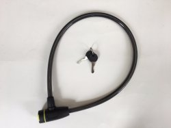 Anti-Theft Good Quality Reasonable Price Cable Lock for Bicycle