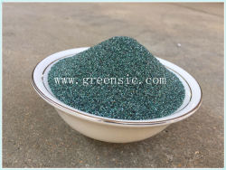 F14 Silicon Carbide Green Used as Lapping Materials