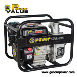 CE Approved 2inch Honda Engine Self Priming Aluminum Gasoline Water Pump