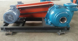Ah Model Sand Suction Slurry Pump Used for Mine