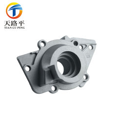 Customized Iron Casting Components by Lost Wax Casting Process